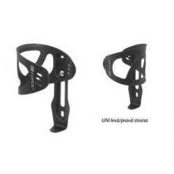 Duralový košík boční - černý