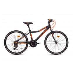 "Core Nipper 24"" černý mat s oranžovou 10,6kg."