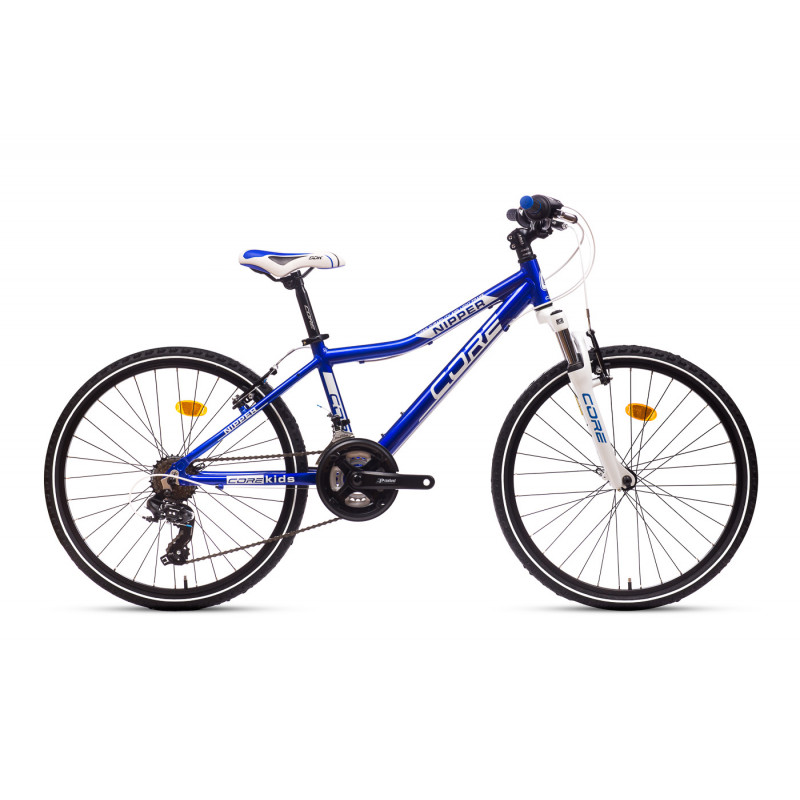 "Core 24"" vidlice M-3020, 3x6 Revo, tmavě modrá 11,6kg."