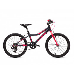 """Core 20"""" 8,79kg., standart, černý mat s růžovou"""